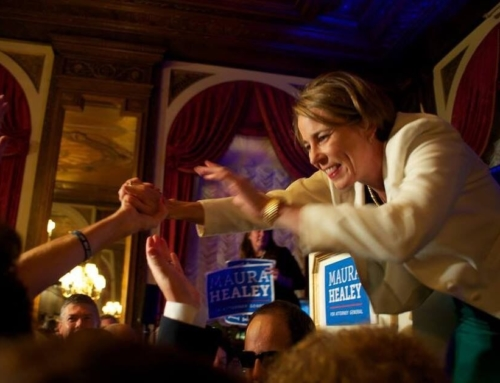 Maura Healey 2014 Campaign Victory